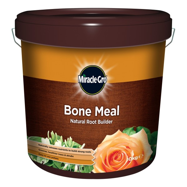 Miracle-Gro   Bone Meal Natural Root Builder 10kg tub - SPECIAL