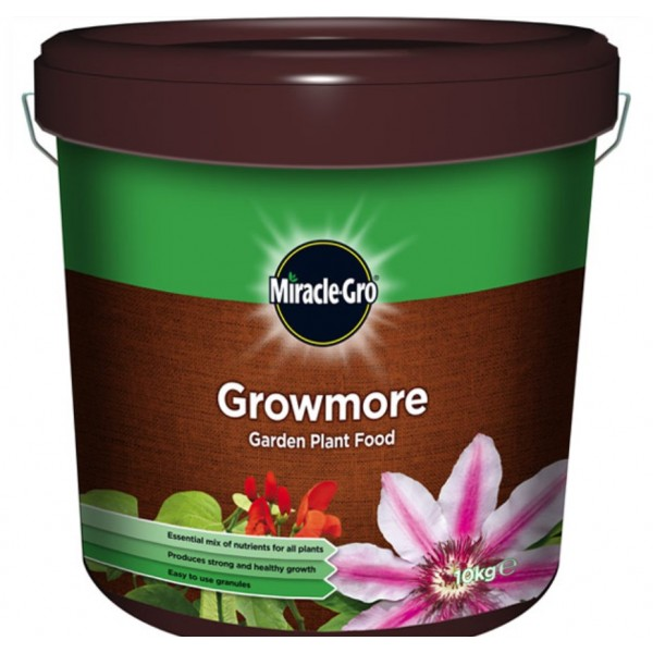 Miracle-Gro Grow More 10kg tub - SPECIAL