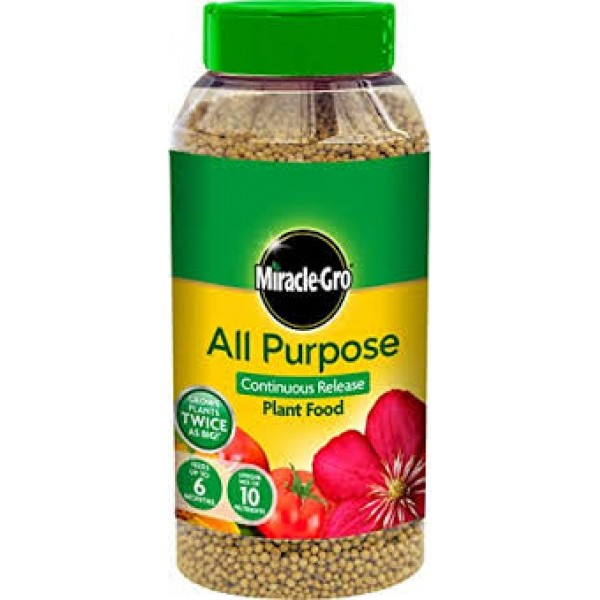 Miracle-Gro continuous release plant food 1kg