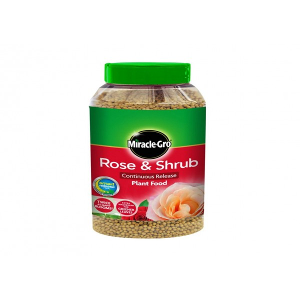 Miracle-Gro Rose & shrub Slow Release 1kg