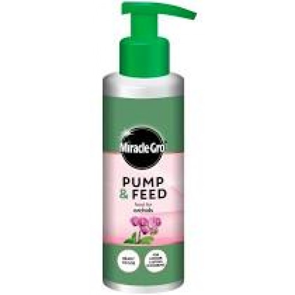 Miracle-Gro pump and feed orchid spray 200ml