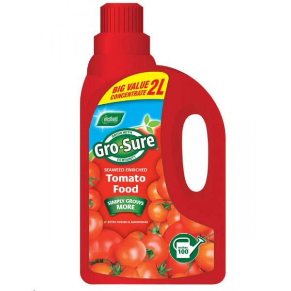 Gro-Sure Tomato food - Concentrate - 2L (100 cans)