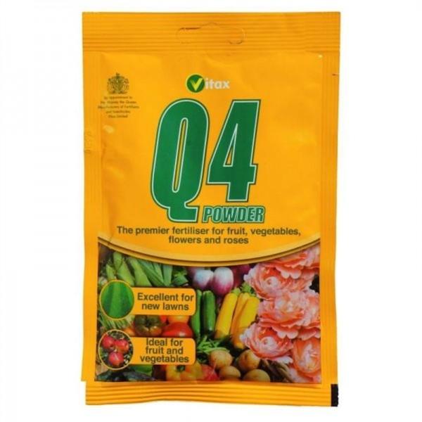 Vitax Q4 plant food sachet 60g