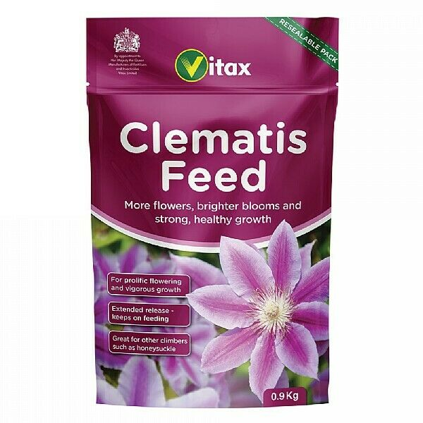 Clematis Feed (pouch) 0.9kg
