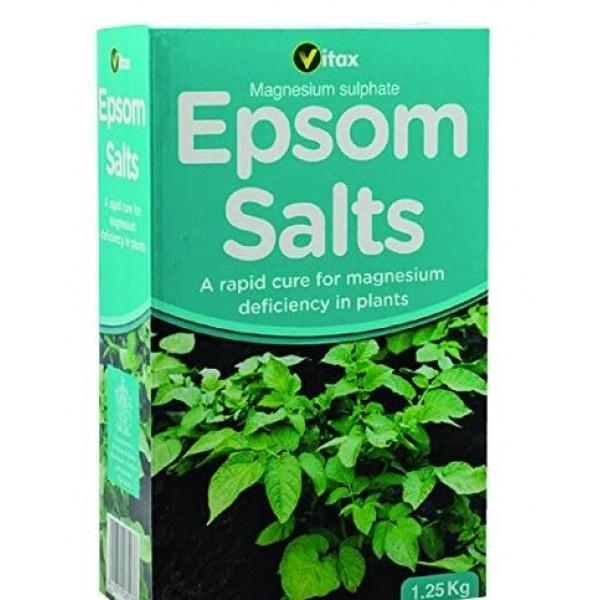 Epsom salts (Vitax) - 1.25kg