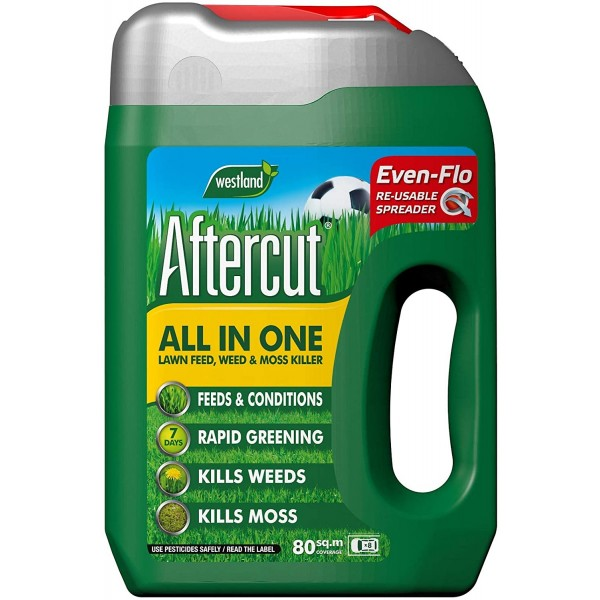 Aftercut all in one - 80m2