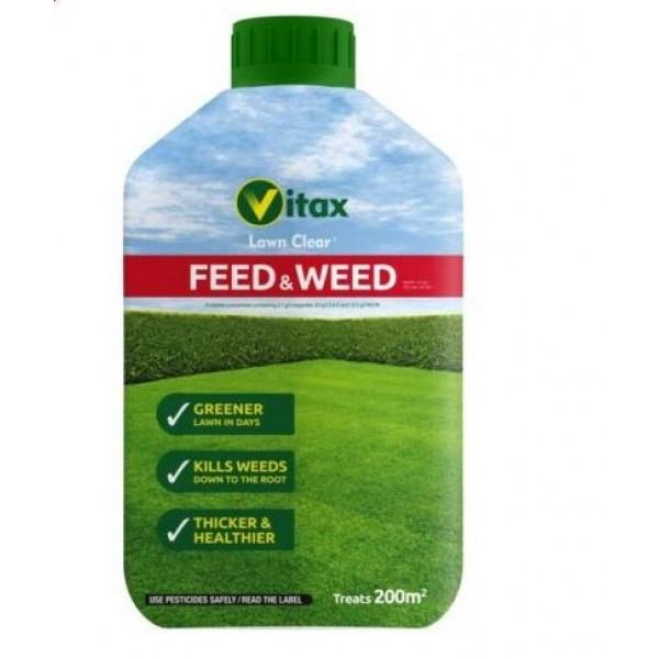 Vitax Feed & Weed liquid - 200m2