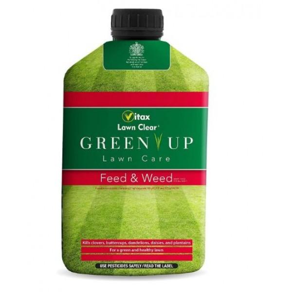 Vitax Feed & Weed liquid- 100m2
