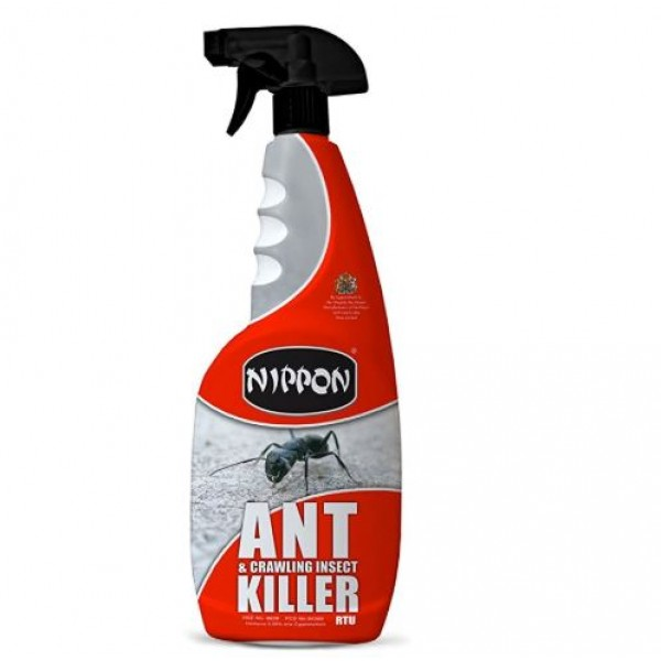 Nippon Ant & Crawling Insect spray - 750ml