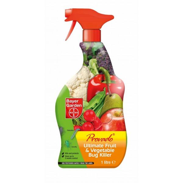 Fruit and Veg Bug Killer - Provanto - ready to use spray -  x1L