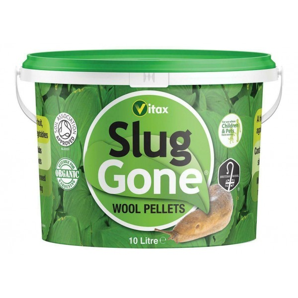 Slug Gone wool pellets 10L