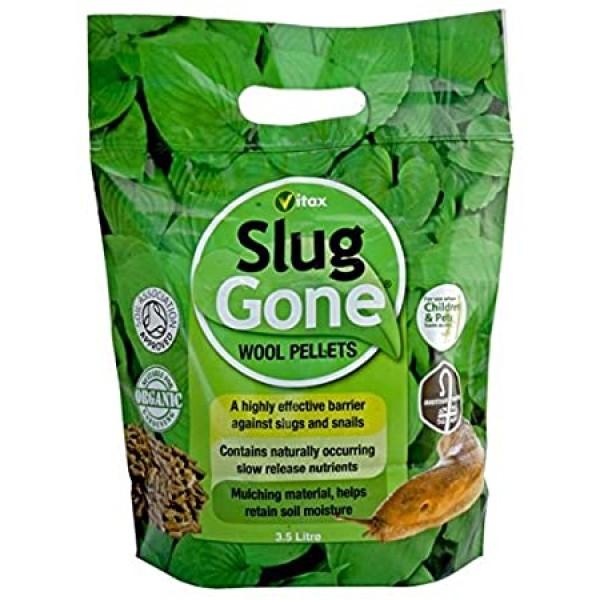 Slug Gone wool pellets 3.5L