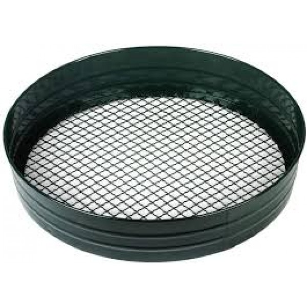 "Sieve - Riddle - Metal - 1/2"" - x1"