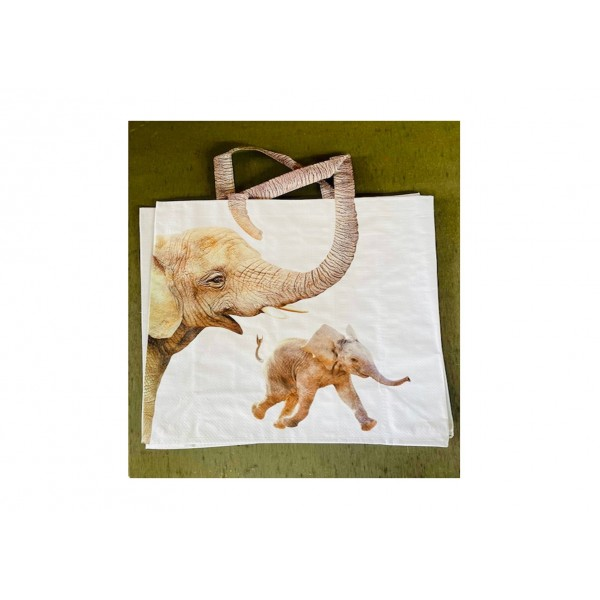 Elephant Animal Neck Bag