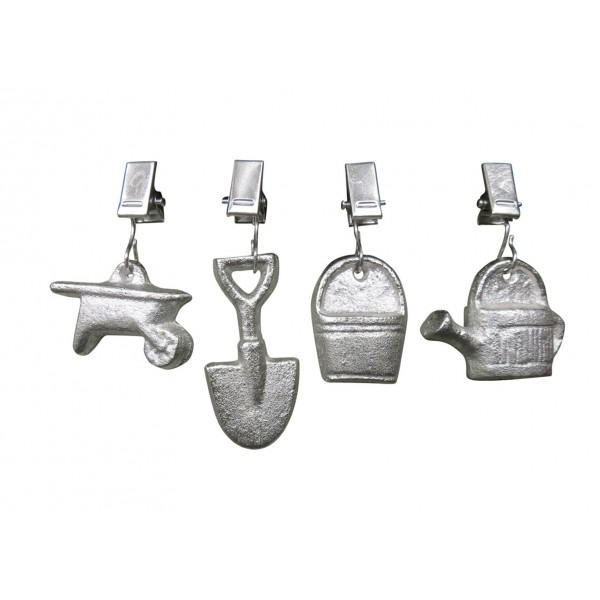 Cast Iron Table Cloth Weights