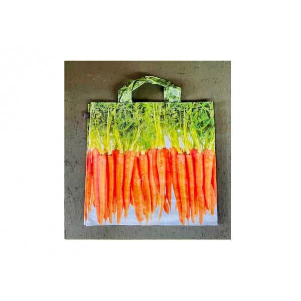 Carrot Shopping Bag