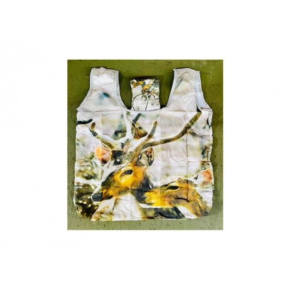 Foldable Deer Shopping Bag
