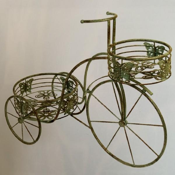 Butterfly Bike Planter