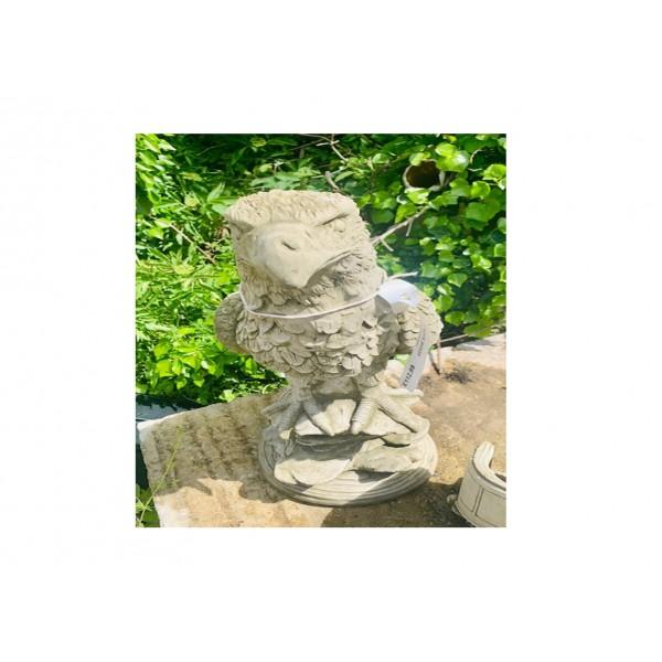 Eddie Eagle Statue