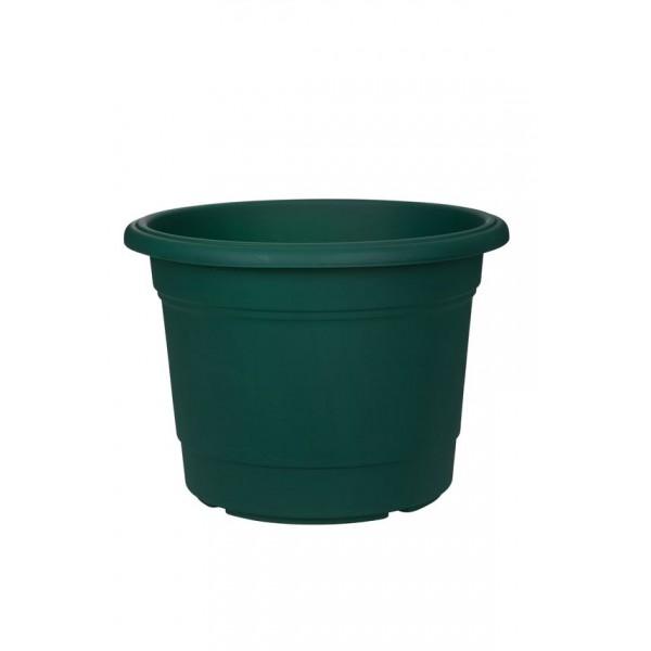 Planter - Plastic - Round Green - 50cms