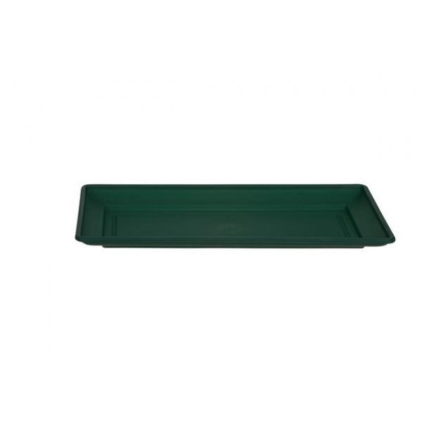Window box Tray - Venetian Green -  for 40cm trough