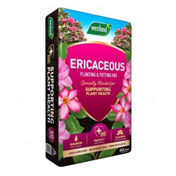 Westland Ericaceous Plant & Potting Mix 60L