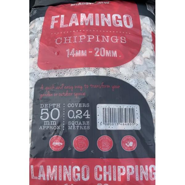 Flamingo Chippings (LGR)