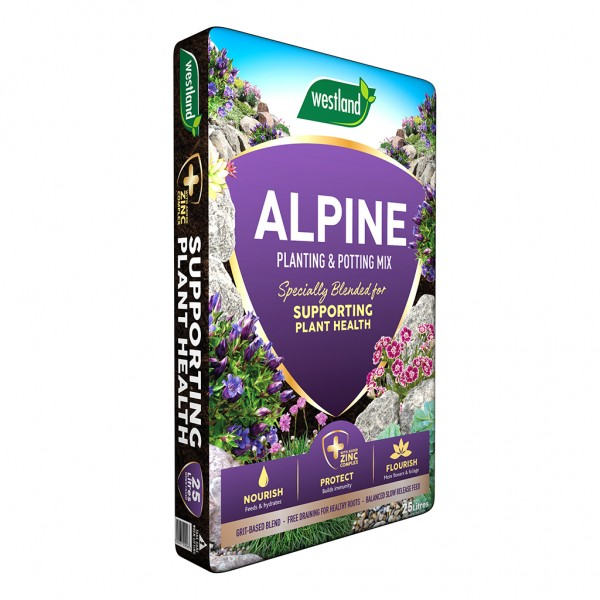 Westland Alpine Plant & Potting Mix 25L