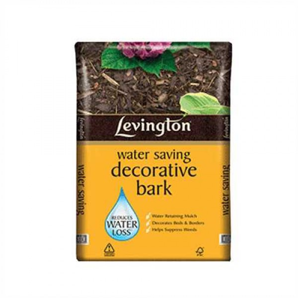 Levington Water Saving Bark 75L