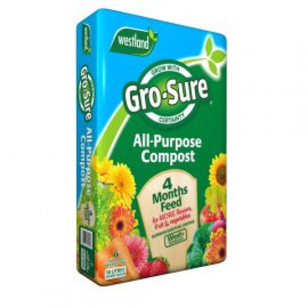 Gro-Sure All Purpose Compost 50L