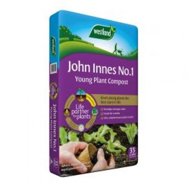 Westland John Innes No1 Young Plant Compost 35L
