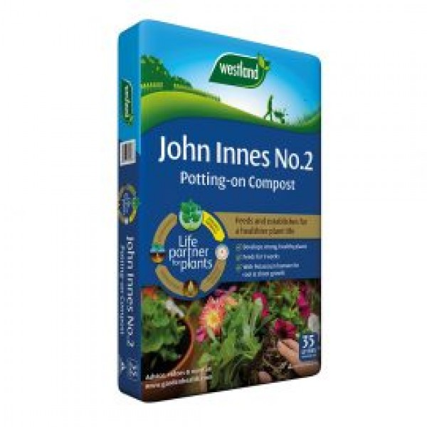 Westland John Innes No2 Potting-on Compost 30L