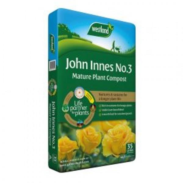 Westland John Innes No3 Mature Plant Compost 35L