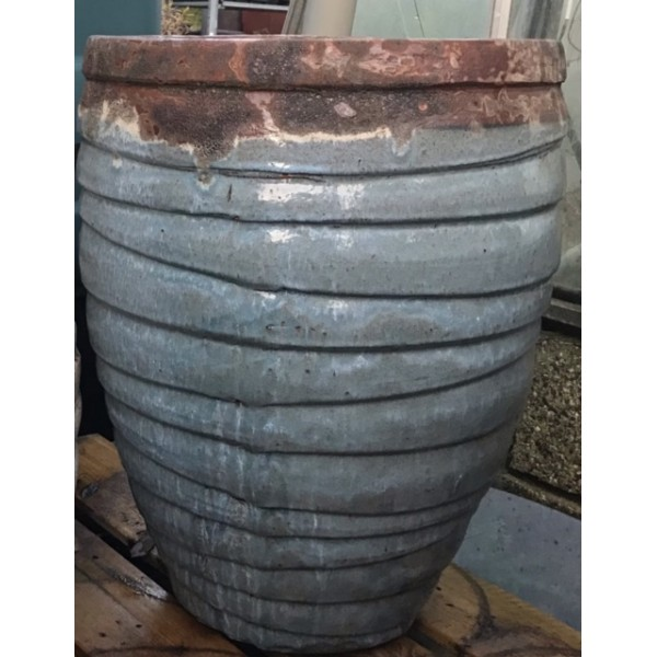 Blue Pot HALF PRICE Was £129.99 NOW £64.99