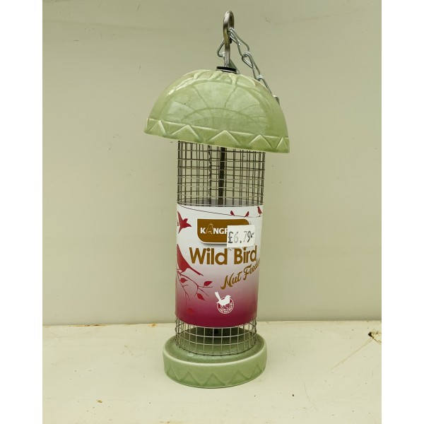 Wild Bird Nut Feeder