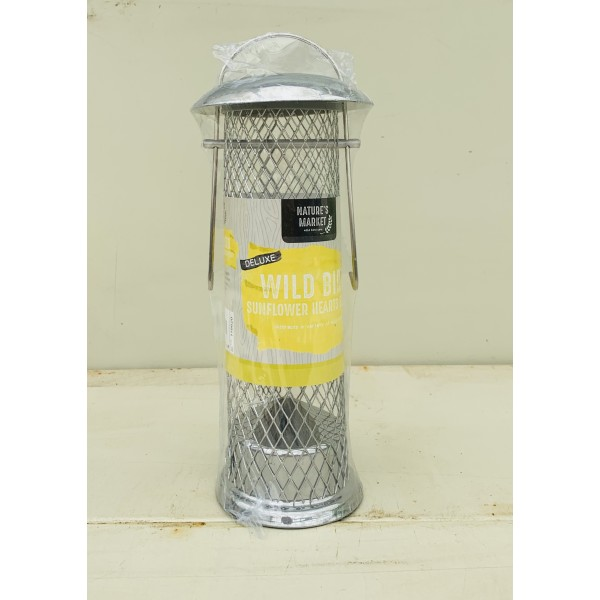 Deluxe - Wild Bird Sunflower Hearts Feeder