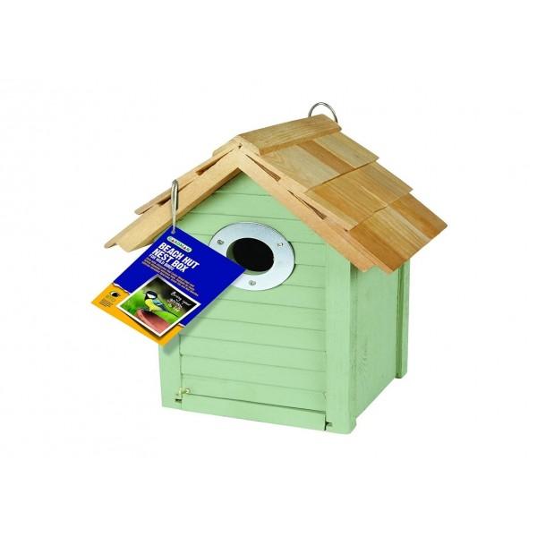 Beach Hut Nest - SageGreen