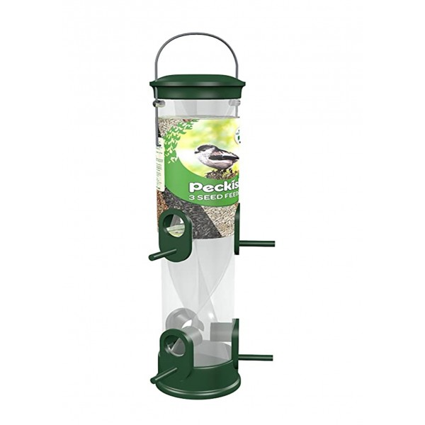 PK All Weather 3 Seed Feeder