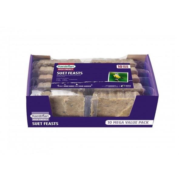 Suet Feast Pack - x10