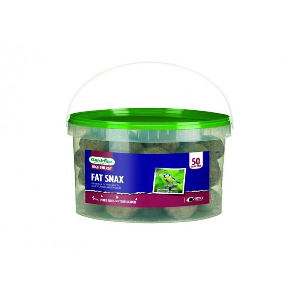 No Nest Fat Snax 50 Tub - Special Offer