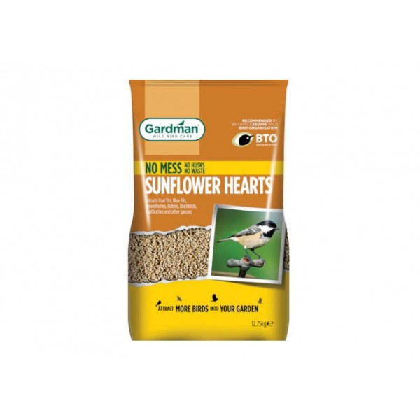 Sunflower Hearts 12.75kg - Special Offer