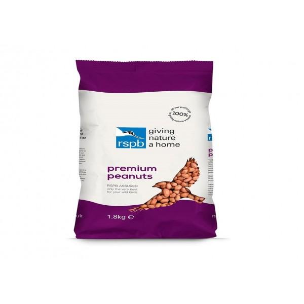 RSPB - Premium Peanuts